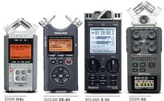 Portable Digital Recorders | BH inDepth