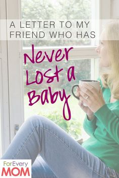 Miscarriage, infertility and infant loss are hard stops on the road to motherhood for many. Here's what you need to know to be a good friend to someone who's going through this.
