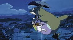 Studio Ghibli producer kills theory of death subtext in My Neighbor Totoro