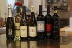 """I vini della settimana 10-18 maggio: fino a domenica prossima, 18 maggio, abbiamo scelto questa selezione di vini come """"vini del giorno"""" con i calici al prezzo speciale di € 3,50. Si tratta del Prosecco DiMio, del vino frizzante Ceratolà (Lu.Va.), del verdicchio Apicus (Ripa Marchetti), della Ribolla Gialla di Le Monde, del sangiovese Fiorone (Fiorentini), del Cabernet di Ca' del Colle, e del chianti Poggio ai Grilli (Tenuta San Jacopo)."""