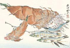 Краткая история японской еды | Arzamas
