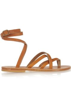 2af54b3d9e0e Walking on sunshine  17 sandals for summer under  480 · K JacquesLeather ...