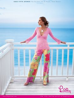 FASHION- lilly pulitzer by Peter von Klueger at Coroflot.com