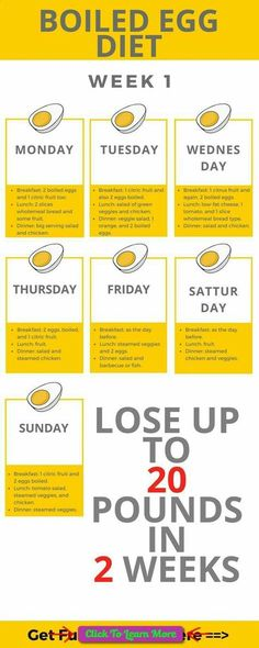 2 Week Diet Plan - boiled-egg-diet-plan-lose-weight - A Foolproof Science-Based System that's Guaranteed to Melt Away All Your Unwanted Stubborn Body Fat in Just 14 Days.No Matter How Hard Youve Tried Before! Weight Loss Results, Fast Weight Loss, How To Lose Weight Fast, Weight Gain, Reduce Weight, Fat Fast, Lose Fat, Body Weight, Loose Weight