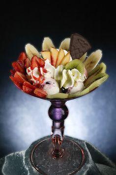 Natural Fruit / Eis