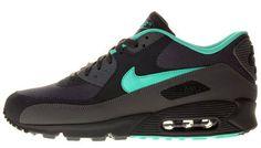 Nike air max 90 anthracite/cool mint-dark grey