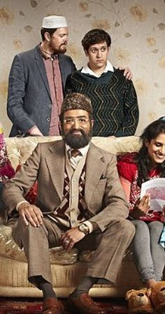 Citizen Khan (TV Series 2012– )