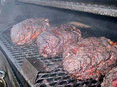 smoked pork shoulder.  Best tips, tricks & recipe for smokin!  Fun to read too.