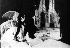 One of my favourite stills from The Cabinet of Dr Caligari