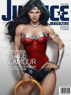Wonder Woman Artist Stanley Lau Comic Book Characters Comic Character Comic Books