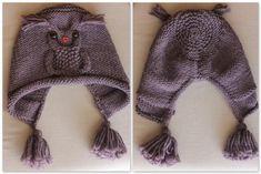 Owl ways Hat | Craftsy