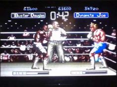 ▶ James Buster Douglas Knockout Boxing - Sega Genesis Longplay and Review (Retro Sunday) - YouTube