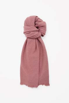 COS | Oversized wool scarf