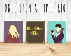 ONCE UPON A TIME Minimalist Trio: Volume 1