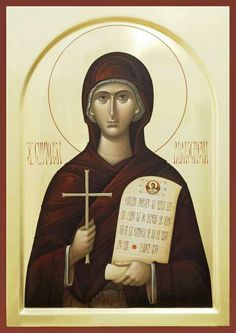 St Paraskeva [Petka] of Serbia - The New / Religious Paintings, Religious Art, St P, Orthodox Icons, My Prayer, Saints, Pictures, Movie Posters, Virgin Mary