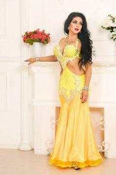 Vestido Belly Dance Bailarina Joumana