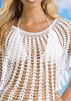 Crochet Tunic Free Pattern