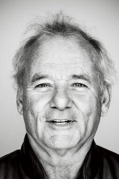 Black & White Bill Murray