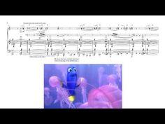 "[2/5] ""Jellyfish"" - Finding Nemo (Score Reduction & Analysis) - YouTube Soundtrack Music, Film Score, Year 8, Music Classroom, Finding Nemo, Teaching Music, Music Lessons, Music Education, Jellyfish"