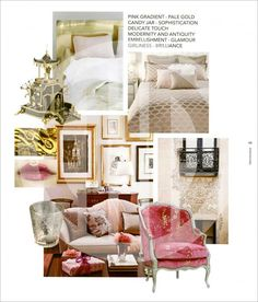 A + A Home Interior Trends A/W   Trend Forecast Deciphering The Current  Trends For Decoration And Interior Design.It Includes: Key Seasonal Themes,  ...