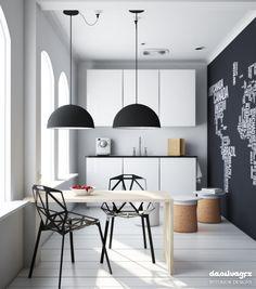 Typo Kitchen by DasilvaGFX.deviantart.com on @deviantART