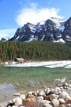 Beautiful Lake Louise, Canada
