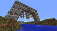 Harbor Arch Minecraft Project