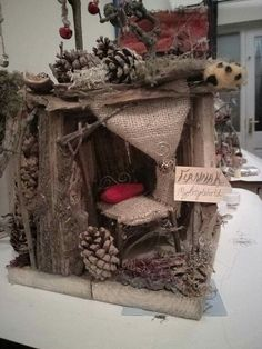 New fairy house for the Fairy, House, Haus, Faeries, Homes