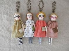Te・Te 布人形の画像