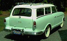 1960 RAMBLER American Station Wagon