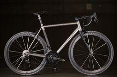 Reactor Titanium Race Bike | No. 22 Bicycle Company