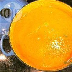 Soupe de courge rôtie @ qc.allrecipes.ca