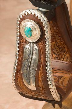 Skyhorse Show Saddles