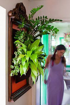 7 Unexpected Ways to Decorate With Plants