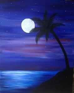 Paint Nite Hartfordnewhaven | Donovans Reef 11/04/2014