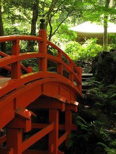 小石川後楽園、通天橋 (Koishikawa Korakuen Gardens)  Koishikawa, Bunkyo-ku