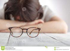 Feeling Discouraged, Eye Glasses, Economics, How To Fall Asleep, Business Women, Workplace, Eyes, Feelings, Image
