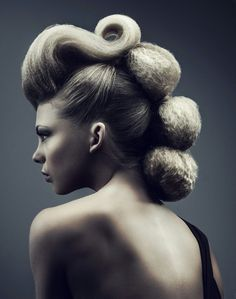 NAHA 2014 Entry by Lauren Moser on Bangstyle, House of Hair Inspiration