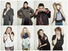skins UK - third generation // i like the commercial photography done in this
