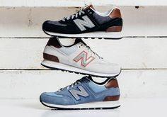 """New Balance 574 """"Cruisin"""" pack - 3 Pilihan Colorways Terbaru #sneaker #newbalance #running #newbalance574 #574 #sneakersholic"""