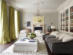 The Zhush: Home Tour: Light And Bright In London