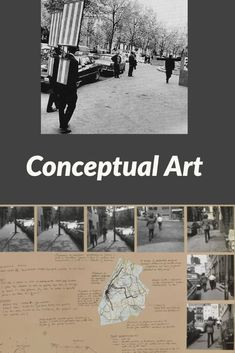 Conceptual art uses whatever materials, techniques, or form that the artist feels is most appropriate for the artist to get their artistic ideas across. Conceptual art can be almost anything from… More
