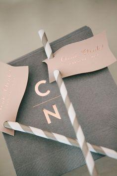 Photography: Erica Loeks Photography - ericaloeks.com  Read More: http://www.stylemepretty.com/2015/03/09/traditionally-elegant-nicollet-island-wedding/