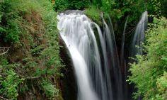 Upper Roughlock Falls