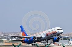 Take Off From Alicante -