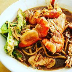 Smaller version of the prawn head noodles @eyeem #food #foods #foodie #foodies #foodporn #instafood #foodphotography #foodgasm #eyeem #prawn #noodles by nick.p78