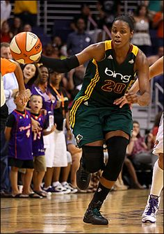 Camille Little, Seattle Storm.