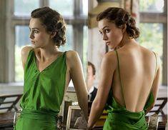 me encanto este vestido cuando vi la pelicula...la caida es esquicita