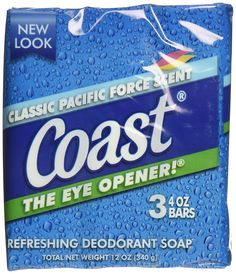 Coast Bath Bars Original Blue 3 Bar Soap, 12 oz  Amazon Price: $26.82 (as of April 11, 2017 00:25 - Details). Product prices and availability  Read more http://cosmeticcastle.net/coast-bath-bars-original-blue-3-bar-soap-12-oz/  Visit http://cosmeticcastle.net to read cosmetic reviews