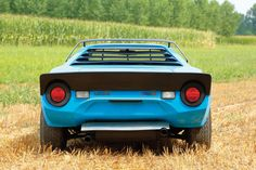 Lancia Stratos, 1975 - ©Courtesy of RM Auctions - the whole story: www.radical-classics.com, #lancia, #stratos, #radicalmag